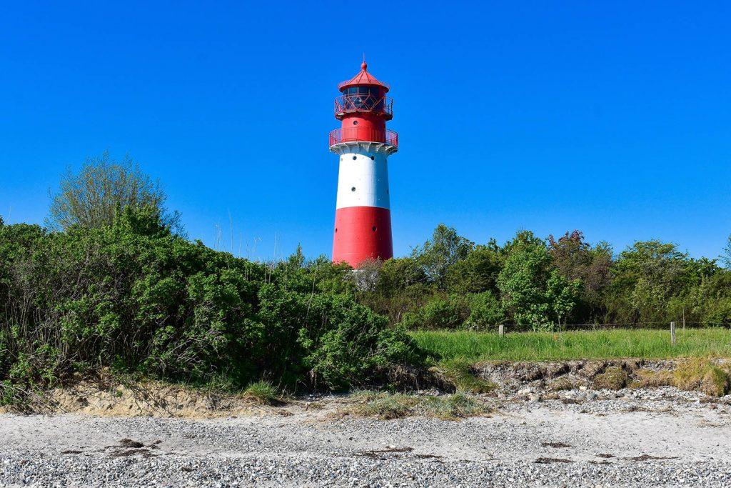 Leuchtturm an der Ostsee