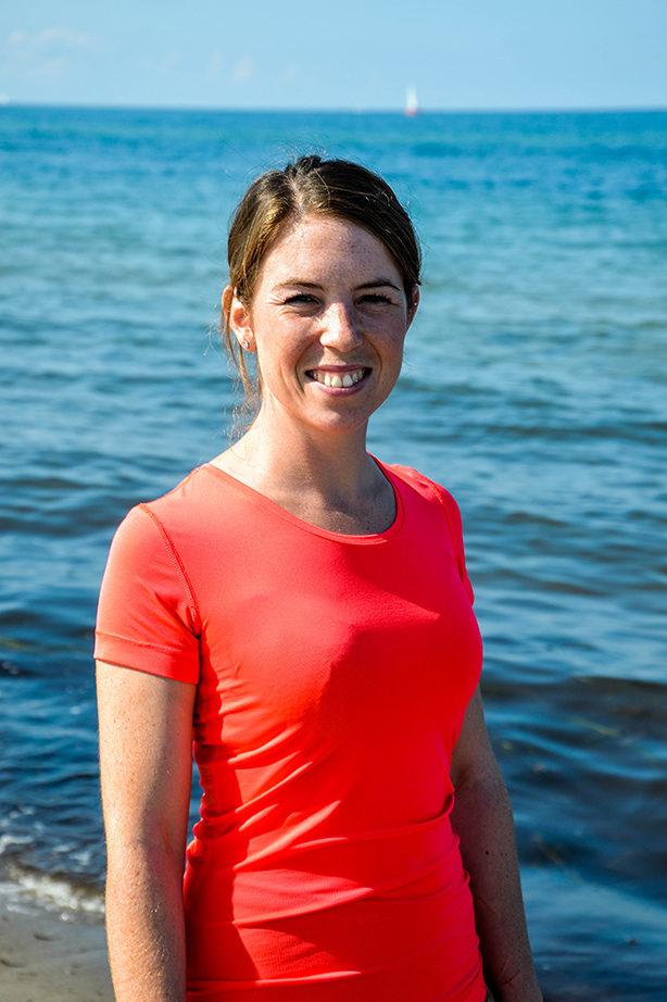 Lara Gruben Trainerin